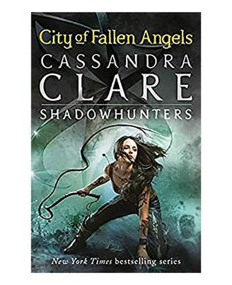 City Of Fallen Angels: The Mortal Instruments, Book 4
