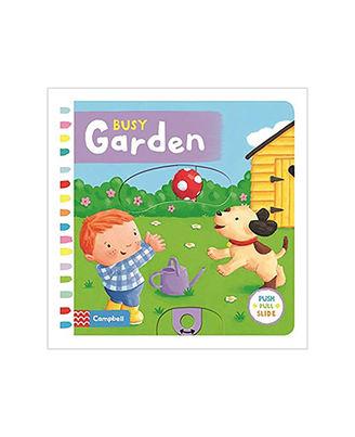 Busy Books: Busy Garden