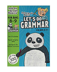 Let's Do Grammar: 8- 9