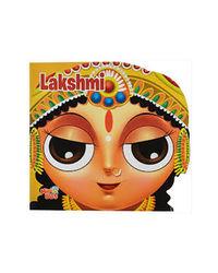 Lakshmi: Cutout Board Book