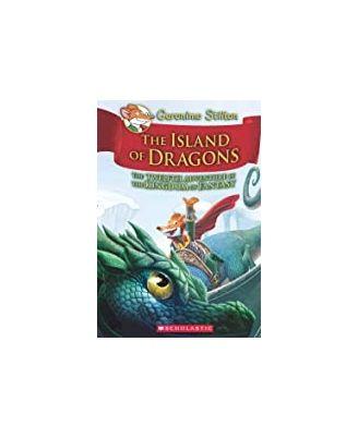 The Island Of Dragons: Geronimo Stilton