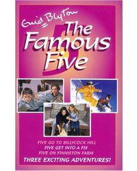 Famous five (3 in 1) purple