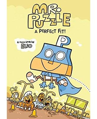 Mr. Puzzle: A Perfect Fit