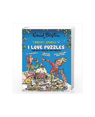 I Love Puzzles: Fun With Puzzles And Riddles