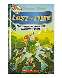 The Journey Through Time# 04- Lost In Time