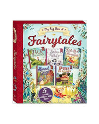 My Big Box Of Fairytales