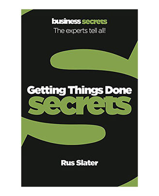 Getting Things Done(Collins Business Secrets)
