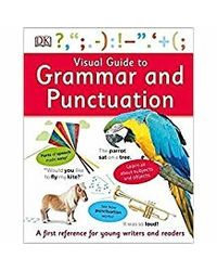 Visual Guide To Grammar And Punctuation (Dkyr)