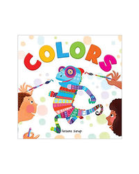 Colors: Illustrated Book On Colors