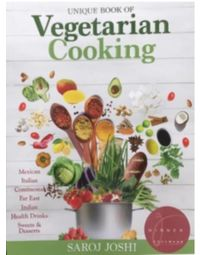 Unique Book Of Veg Cookin
