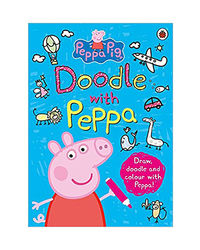 Peppa Pig- Doodle With Peppa