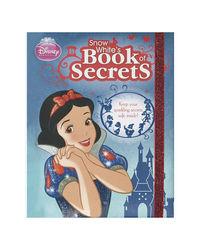 Disney Princess Snow White` S Book Of Secrets