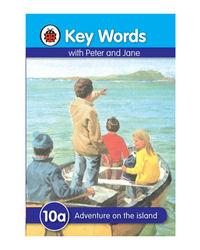 Key Words 10A: Adventure On The Island