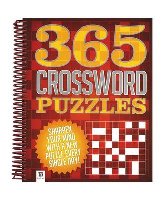 365 Crossword Puzzles