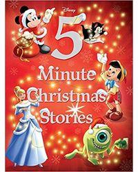 Disney 5- Minute Christmas Stories