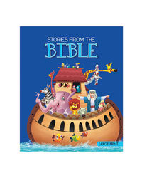 Stories From The Bible: Large Print