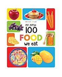 Pas My First 100 Food We Eat