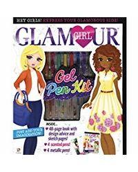 Glamour Girl Gel Pen Kit