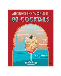 Around The World In 80 Cocktail