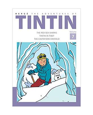 The Adventures Of Tintin Vol 7