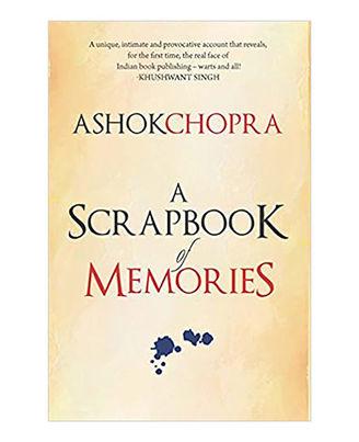 A Scrapbook Of Memories