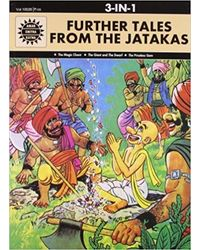 Further Tales From The Jatakas: 3 In 1