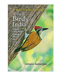 Among The Birds Of India: A Photographic Guide ( Including Nepal, Bhutan, Bangladesh, Pakistan And Sri Lanka)