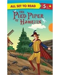 All Set To Read Readers Level 5 The Pied Piper Of Hamelin