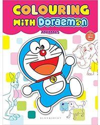 Doreamon Colouring & Activity Books