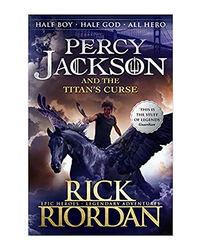 Percy Jackson And The Titan's Curse