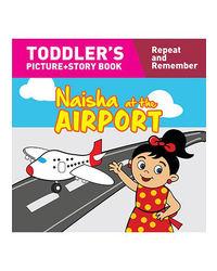 Naisha At The Airport