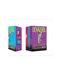 Roald Dahls Whipple- Scrumptious Chocolate Box
