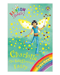 Charlie The Sunflower Fairy: The Petal Fairies Book 4