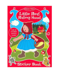 Little Red Riding Hood Sticker Book