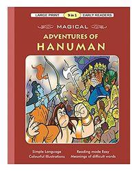 Magical Adventures Of Hanuman (9 In 1)