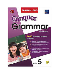 Sap Conquer Grammar Workbook Primary Level 5