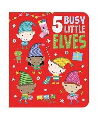 Five Busy Little Elves