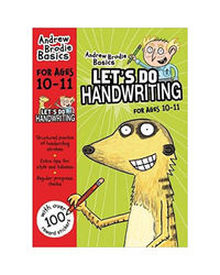 Let's Do Handwriting: 10- 11