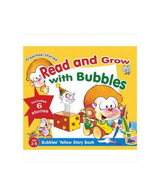 Read & Grow With Bubbles Yellow