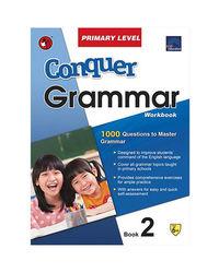 Sap Conquer Grammar Workbook Primary Level 2