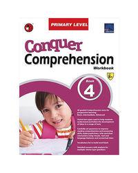 Sap Conquer Comprehension Workbook Primary Level 4