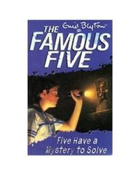 Five have a mystery to solve