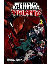 My Hero Academia Vigilates 2
