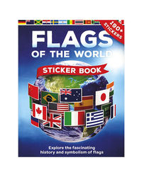Flags Of The World: Sticker Book