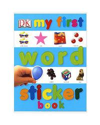 My First Word Sticker Book