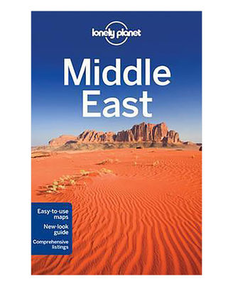 Lonely Planet Middle East (8 Edition)