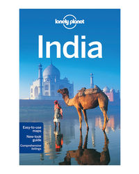 Lonely Planet India (Editon 16)
