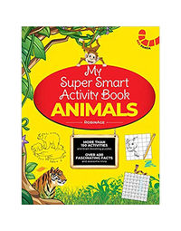 My Super Duper Activity Book: Animals