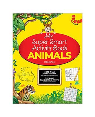 My Super Duper Activity Book: Animals