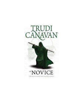 The Novice: 2 Black Magician Trilog